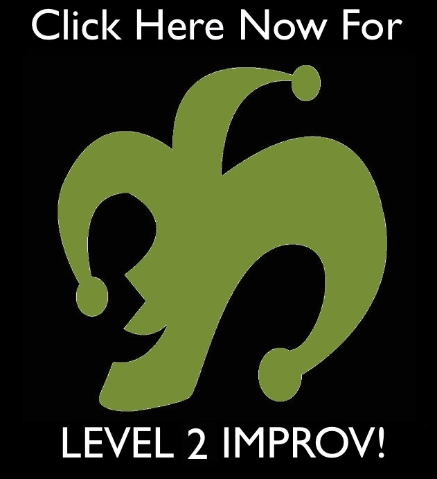 Adult Improv Class-Level 2 (Wednesday)