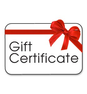 Gift Cert button