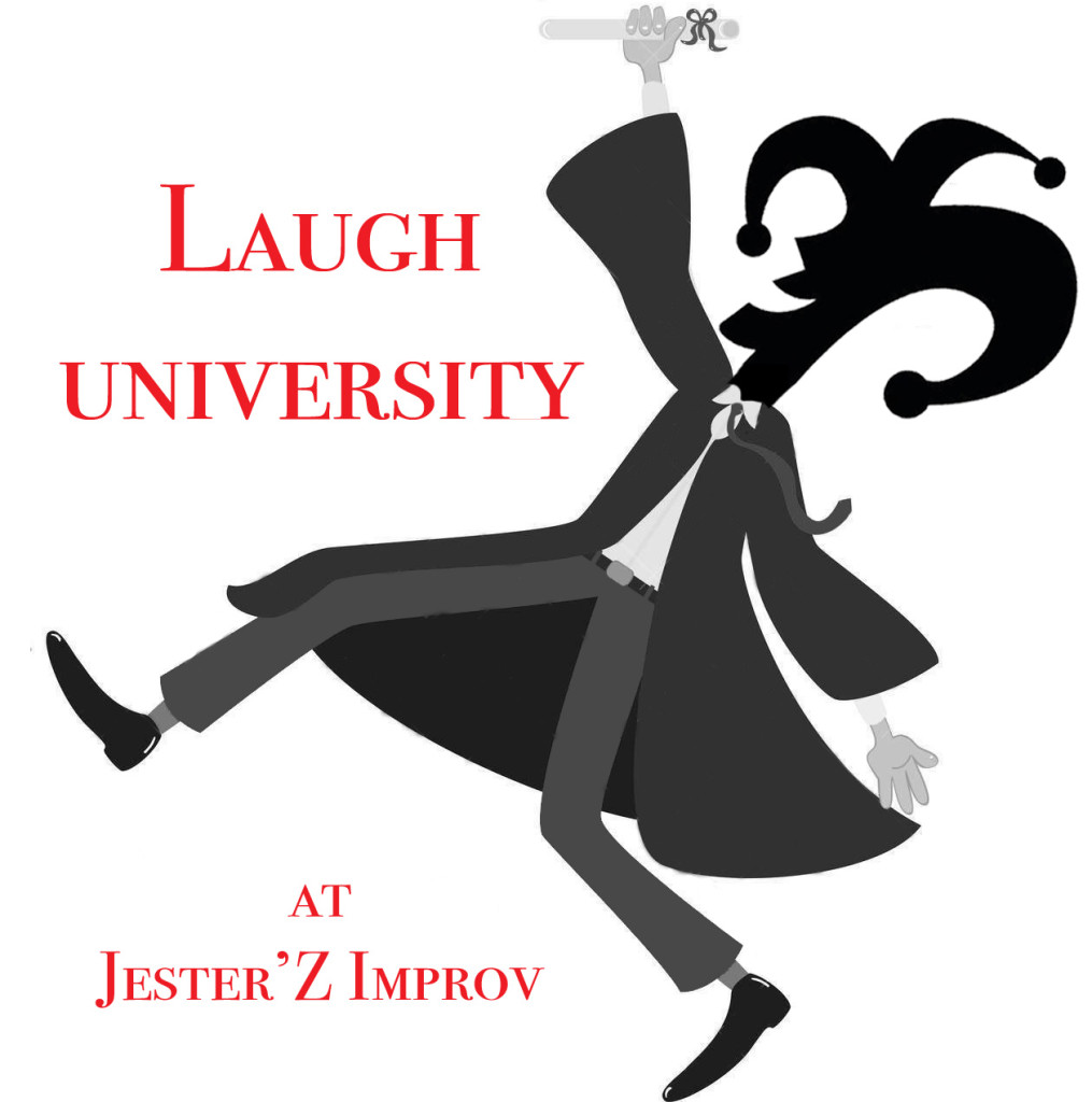 Improv Classes Start the First Week of February!