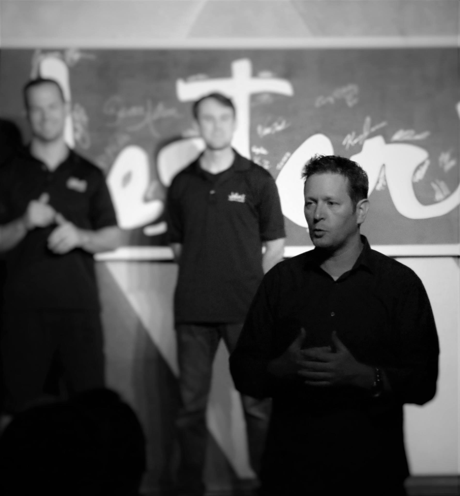 Three Tampa Prep Students Present To American Society Of: JesterZ Improv Comedy