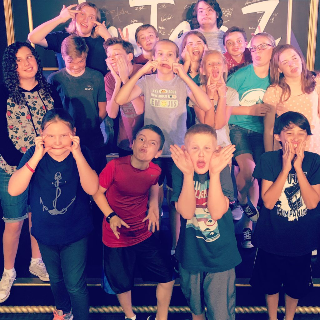 Youth Summer Camp 2017