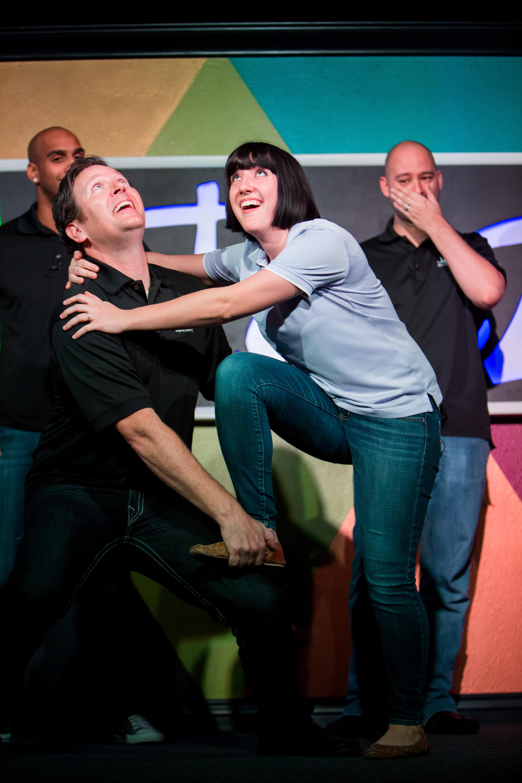JesterZ Improv Comedy Show