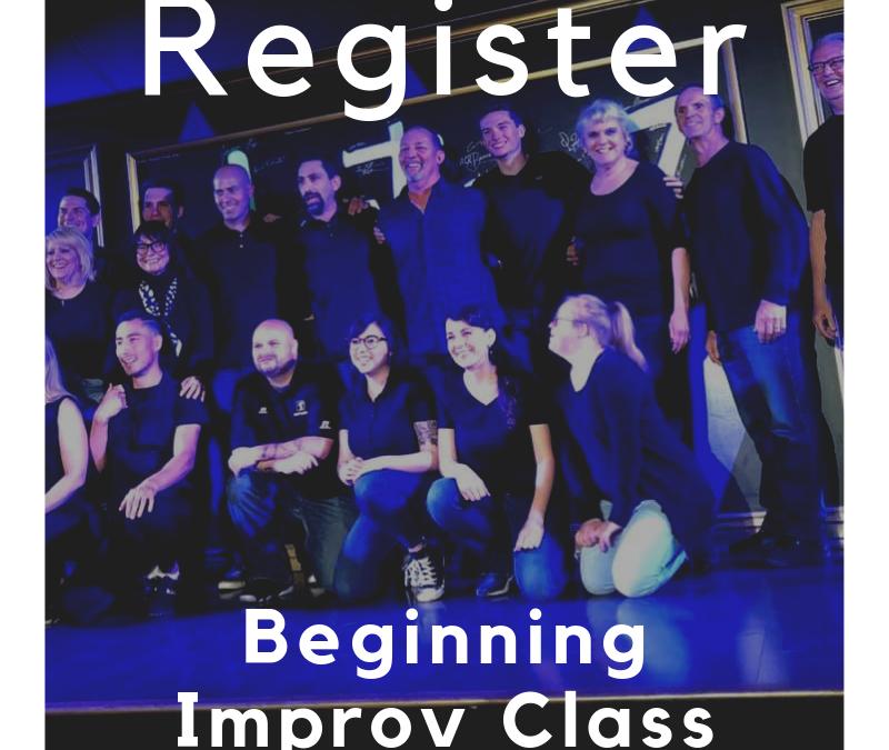 Beginning Improv Class
