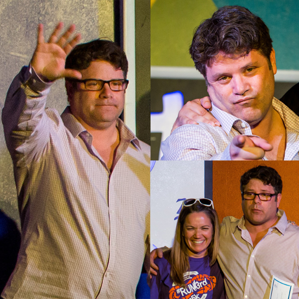 FUN-draiser comedy show with Sean Astin!
